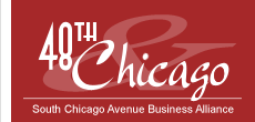 SCABA/48th and Chicago logo