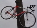BMC road bike overhauled